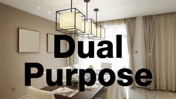 'Dual Purpose' บุก็ได้ ม่านก็ดี