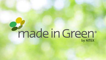 สัญลักษณ์ Made in green