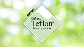 สัญลักษณ์ Teflon